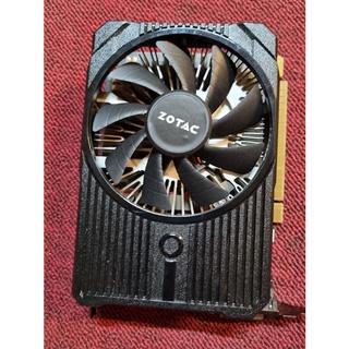 VGA Zotac 1050 1 Fan Đã sử dụng ( Ảnh Thật)