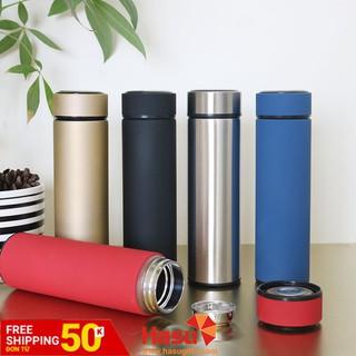 Bình giữ nhiệt LIFE - Bình nước giữ nhiệt inox 500ml cao cấp