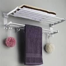 Giàn treo khăn nhà tắm 2 tầng hợp kim nhôm có móc treo - 2767325 , 170957335 , 322_170957335 , 92000 , Gian-treo-khan-nha-tam-2-tang-hop-kim-nhom-co-moc-treo-322_170957335 , shopee.vn , Giàn treo khăn nhà tắm 2 tầng hợp kim nhôm có móc treo