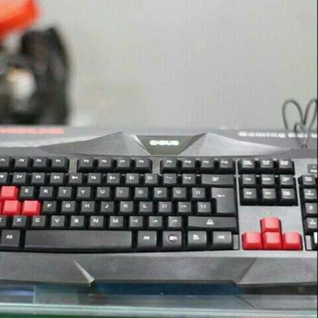 Combo bàn phím máy tính không dây