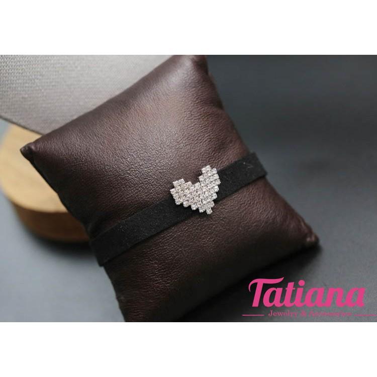[FREESHIP] Vòng Cổ Choker Đính Tím Đá - Tatiana - CD2014 (Đen) - 2484351 , 826535002 , 322_826535002 , 99000 , FREESHIP-Vong-Co-Choker-Dinh-Tim-Da-Tatiana-CD2014-Den-322_826535002 , shopee.vn , [FREESHIP] Vòng Cổ Choker Đính Tím Đá - Tatiana - CD2014 (Đen)