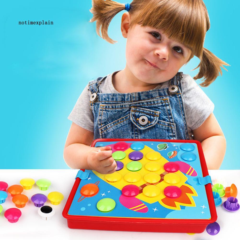 Đồ chơi xếp hình phát triển tư duy cho bé