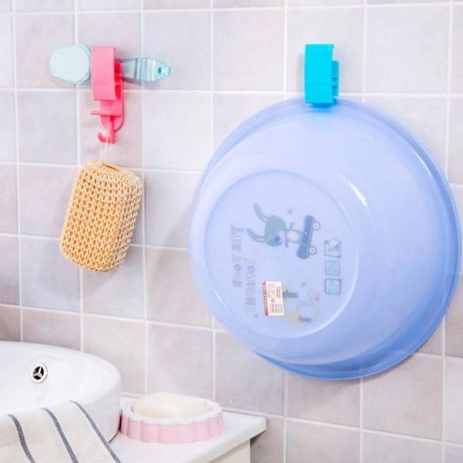 Móc treo phòng tắm đa năng (dài 12 cm)