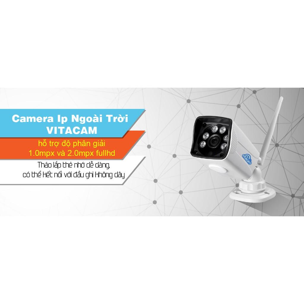 Camera an ninh Vitacam VB1080 - Chuẩn FHD 1080P -chống nước IP66 - 3199063 , 848130312 , 322_848130312 , 835000 , Camera-an-ninh-Vitacam-VB1080-Chuan-FHD-1080P-chong-nuoc-IP66-322_848130312 , shopee.vn , Camera an ninh Vitacam VB1080 - Chuẩn FHD 1080P -chống nước IP66