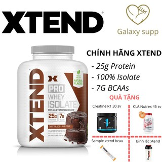 XTEND PRO WHEY PROTEIN TĂNG CƠ 100% ISOLATE