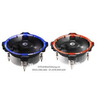 [Mã ELFLASH1 hoàn 10K xu đơn 20K] Quạt tản nhiệt chip CPU ID-Cooling DK-03 Halo - Intel 115x / AMD.