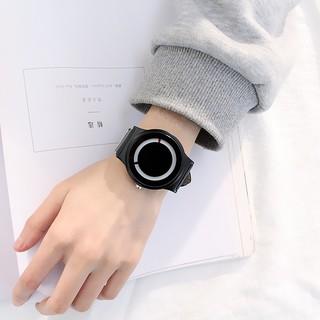 (Giá sỉ)Đồng hồ thời trang nam nữ PinPo 2 kim phong cách Hàn quốc
