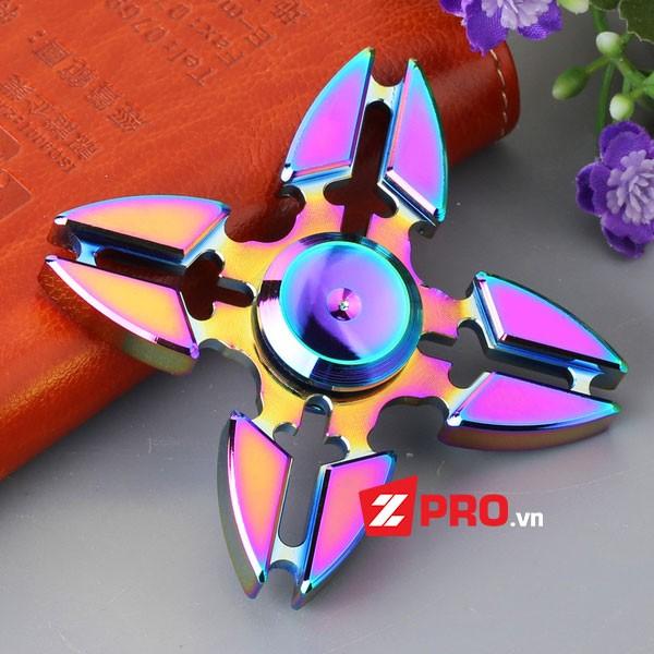 Fidget Spinner phi tiêu 4 cánh