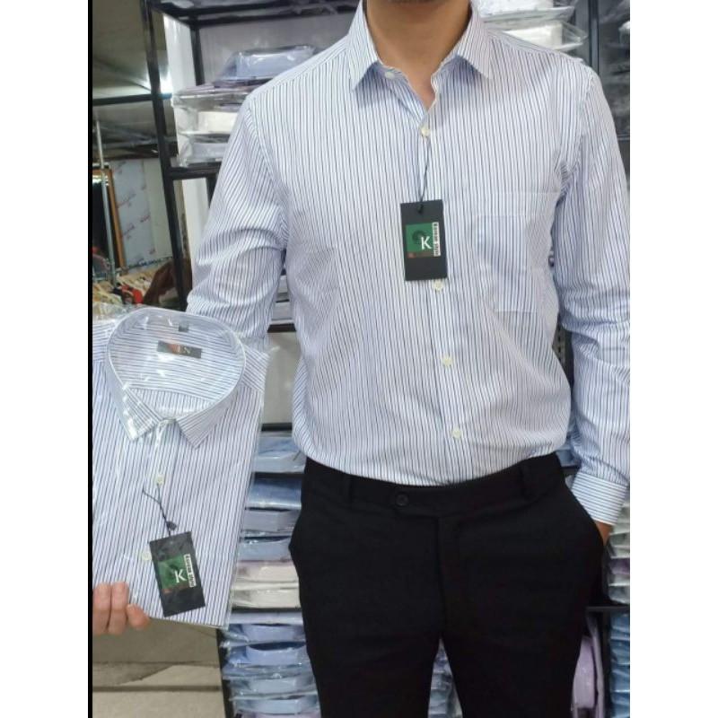 [S1-S10] Sơ Mi Nam Dài Tay, Hàng Việt Nam Chất Lượng Cao, Đủ Size 38 - 42, Cho Cân Nặng Từ 50kg - 75kg