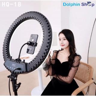 [Có Clip] Đèn Livestream size 45cm (18inch) Dành cho Livestream Bán Hàng, Makeup, Phun Xăm