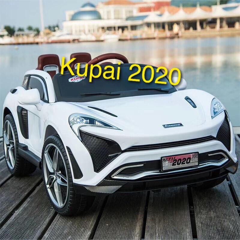 Siêu xe ô tô điện Kupai-2020 | Bluetooth – Mic hát karaoke | 4 Động cơ -Bé tự điều khiển hoặc điều khiển từ xa