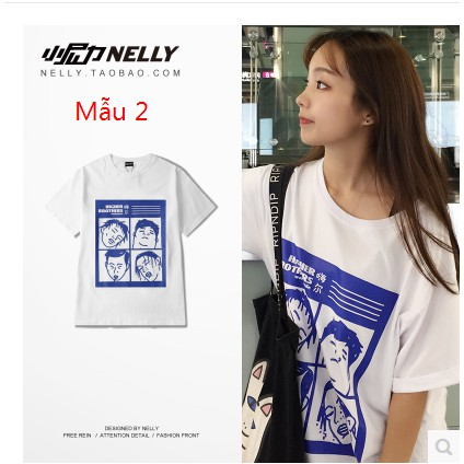 Order Đồng giá áo phông Nelly