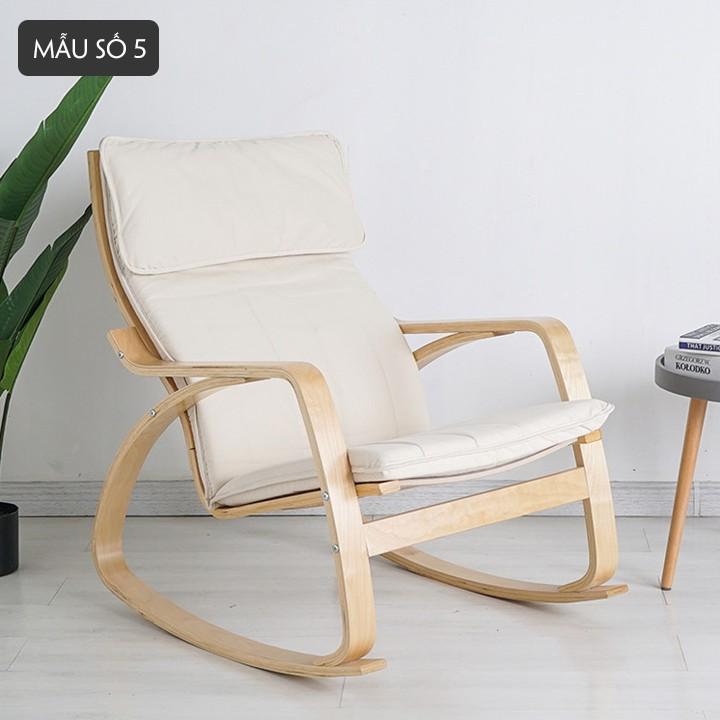 Ghế Poang, Ghế Thư Giãn Rocking Chair