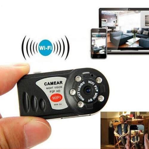 Camera wifi mini Q7