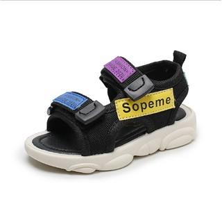 Dép sandal chữ Sopeme cho bé trai bé gái (từ 1 - 8 tuổi) VEMZKIDS