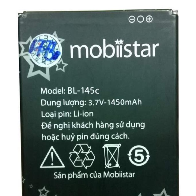 Pin Mobiistar Touch Bean 402 BL-145c - 3430632 , 537172060 , 322_537172060 , 79000 , Pin-Mobiistar-Touch-Bean-402-BL-145c-322_537172060 , shopee.vn , Pin Mobiistar Touch Bean 402 BL-145c