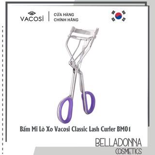 [Hàng chính hãng] Bấm Mi Classic Lò Xo BM01 Vacosi Classic Lash Curler thumbnail