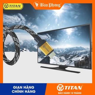 [Mã ELORDER5 giảm 10k đơn 20k] [RẺ VÔ ĐỊCH] Dây HDMI xịn TITAN chính hãng