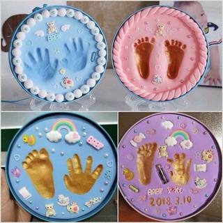 Bán sỉHộp in dấu chân tay cho bé ( lưu giữ kỷ niệm)giá rẻ