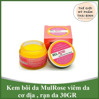 Kem bôi da Mul Rose – 30gr