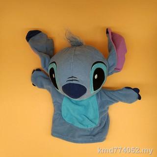 Con Rối Đeo Tay Hình Stitch Mới Cho Bé