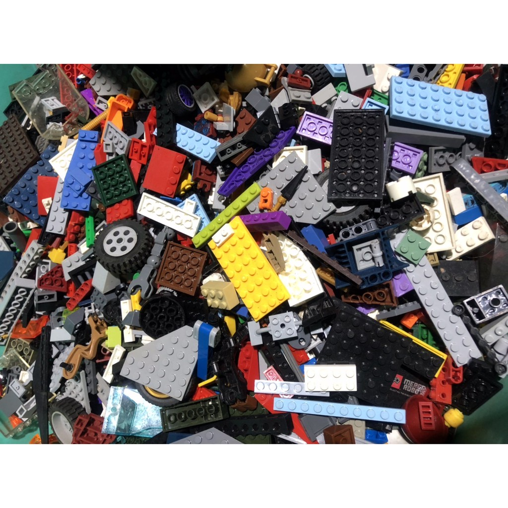 Non Lego nhỏ loại thường, bán từ 1 kg trở lên, gạch xếp hình, chưa vệ sinh