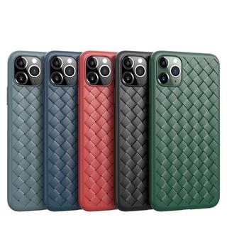 Ốp Điện Thoại Chống Sốc Họa Tiết Dệt Sáng Tạo Cho Iphone 11pro Iphone Xr Max