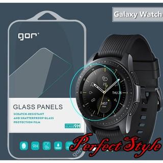 [2 KÍNH] Bộ 2 miếng kính cường lực GOR cho Galaxy Watch 42mm 46mm / Galaxy Watch 3