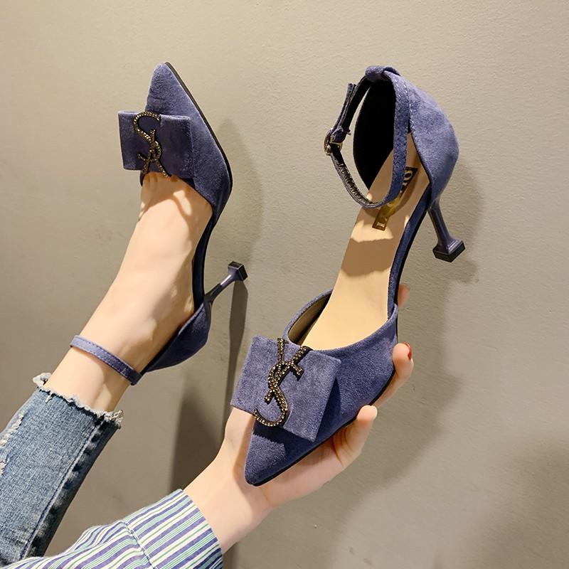 Giày Cao Gót Công Sở Thời Trang 2020 Cho Nữ