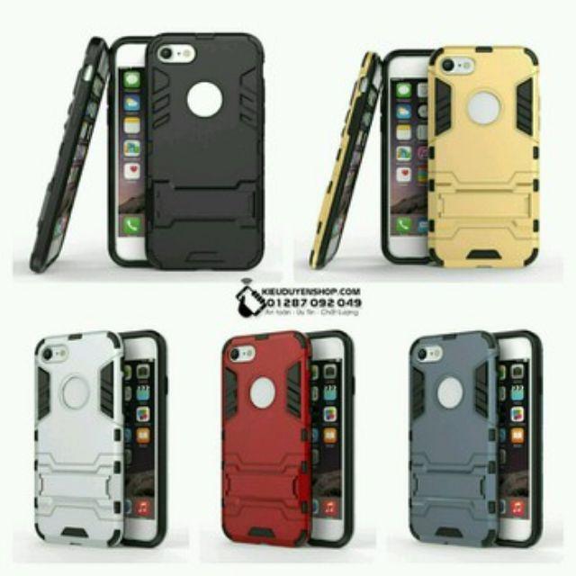 Iphone 5,5s,5se,6,6s,6 Plus,6s Plus,7,7 Plus ốp lưng chống sốc Iron Man