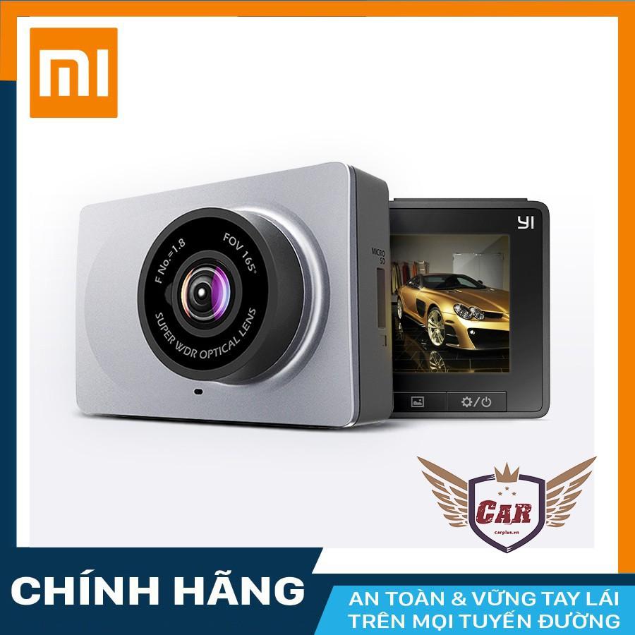 Camera hành trình Xiaomi YI Car Smart Dash Camera 1296p - Tiếng Anh