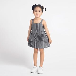 Đầm váy 2 dây BAA BABY kẻ sọc xinh xắn cho bé gái - GT-AD17C thumbnail