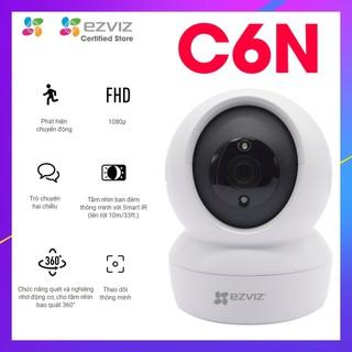Camera Wifi 2MP – EZVIZ C6N – Xoay 360 độ – Trong nhà