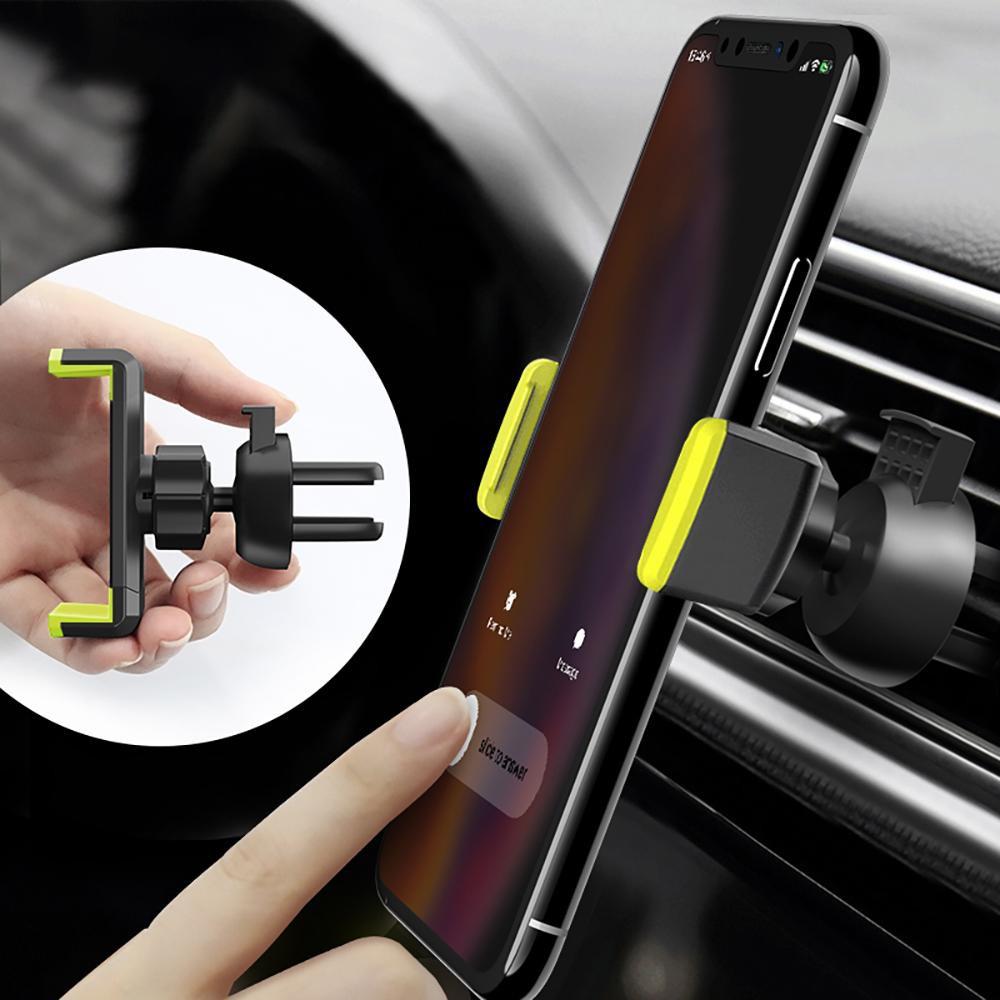 [ Bán Sỉ ] Giá đỡ,Kẹp điện thoại trên ôtô đa năng- Xoay 360 độ !