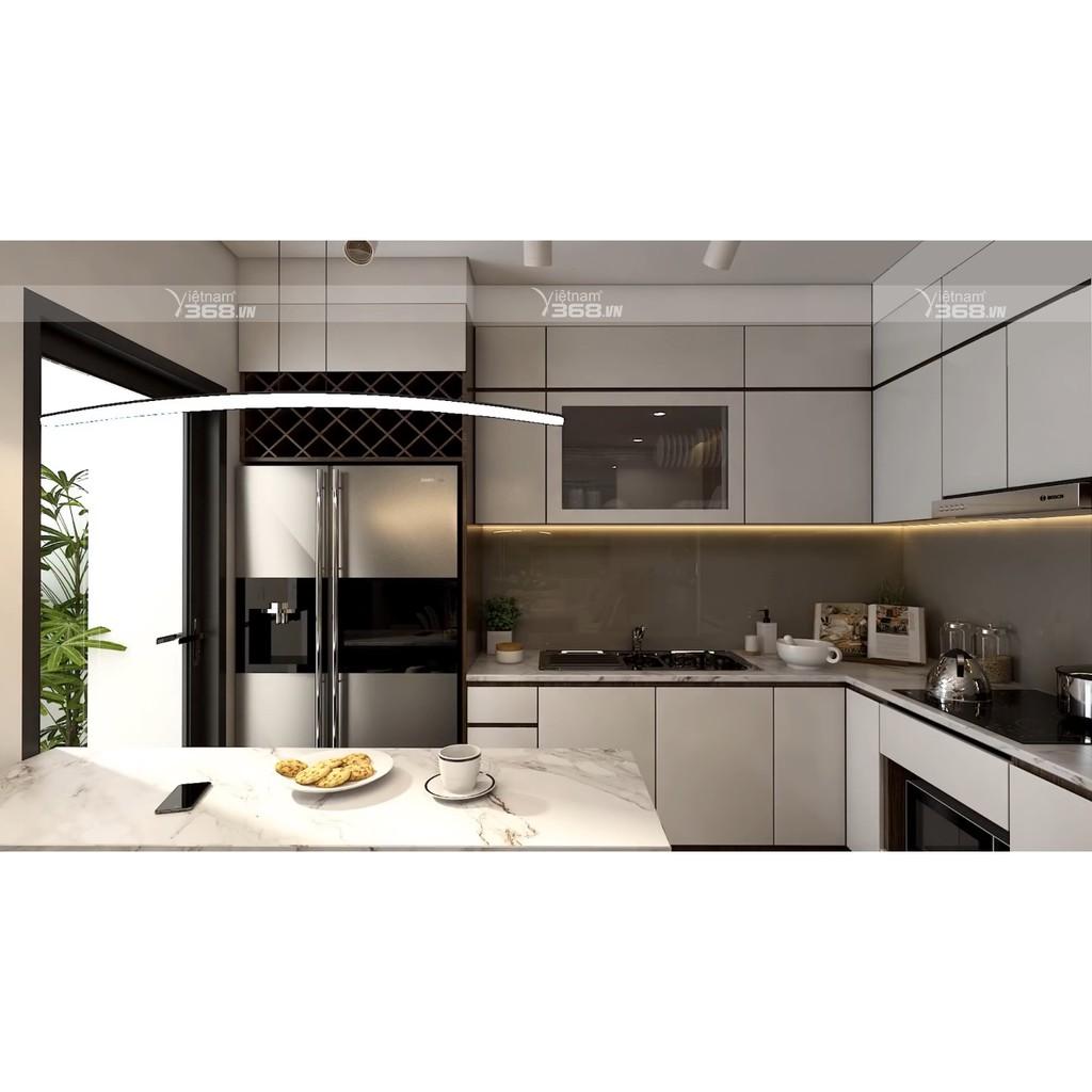 Tủ bếp Laminate - TBLM008