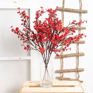 Cành hoa giả xinh xắn dùng để trang trí