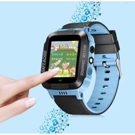 Đồng hồ định vị E5 cho bé màn hình cảm ứng, dễ sử dụng