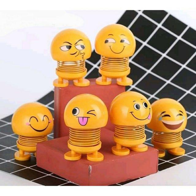 Buôn sỉ rẽ tại Miền Nam Thú nhún lò xo – con nhún lò xo – emoji siêu hót