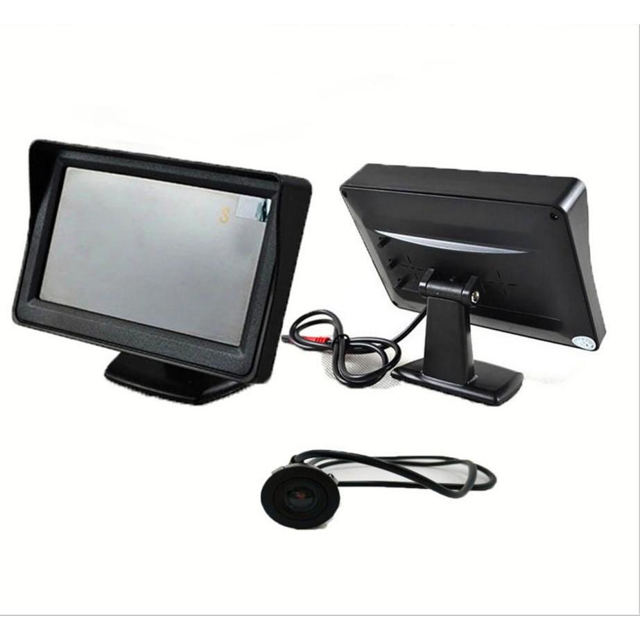 Màn hình 4.3 inch và camera lùi hồng ngoại cho xe ô tô Home and Garden - 3558145 , 1169948827 , 322_1169948827 , 450000 , Man-hinh-4.3-inch-va-camera-lui-hong-ngoai-cho-xe-o-to-Home-and-Garden-322_1169948827 , shopee.vn , Màn hình 4.3 inch và camera lùi hồng ngoại cho xe ô tô Home and Garden