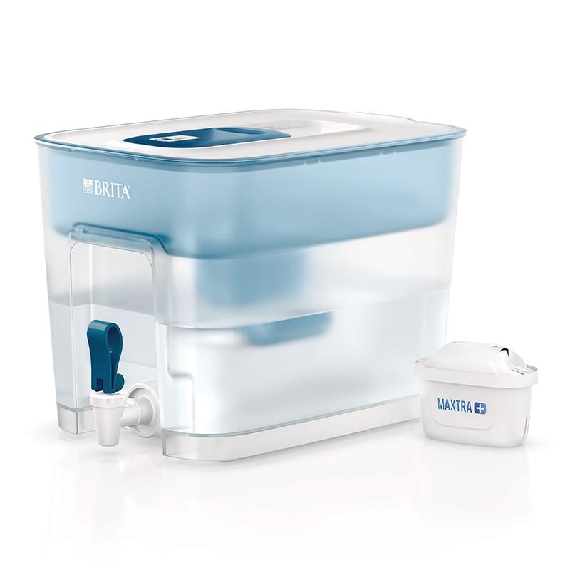 Bình lọc nước BRITA Flow Basic Blue - 8.2L (có sẵn 1...