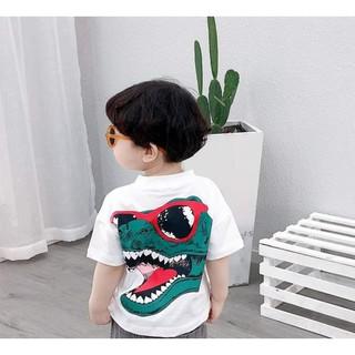 Set quần áo khủng long bé trai