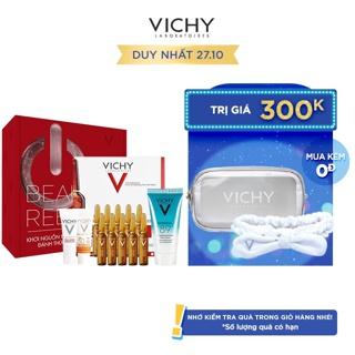 """Bộ sản phẩm VICHY Beauty ReBoost Box giúp giảm nếp nhăn và làm tươi trẻ làn da giá chỉ còn <strong class=""""price"""">74.900.000.000đ</strong>"""