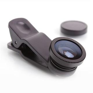 [Trợ giá] Lens Chụp Ảnh Điện Thoại 3 Trong 1