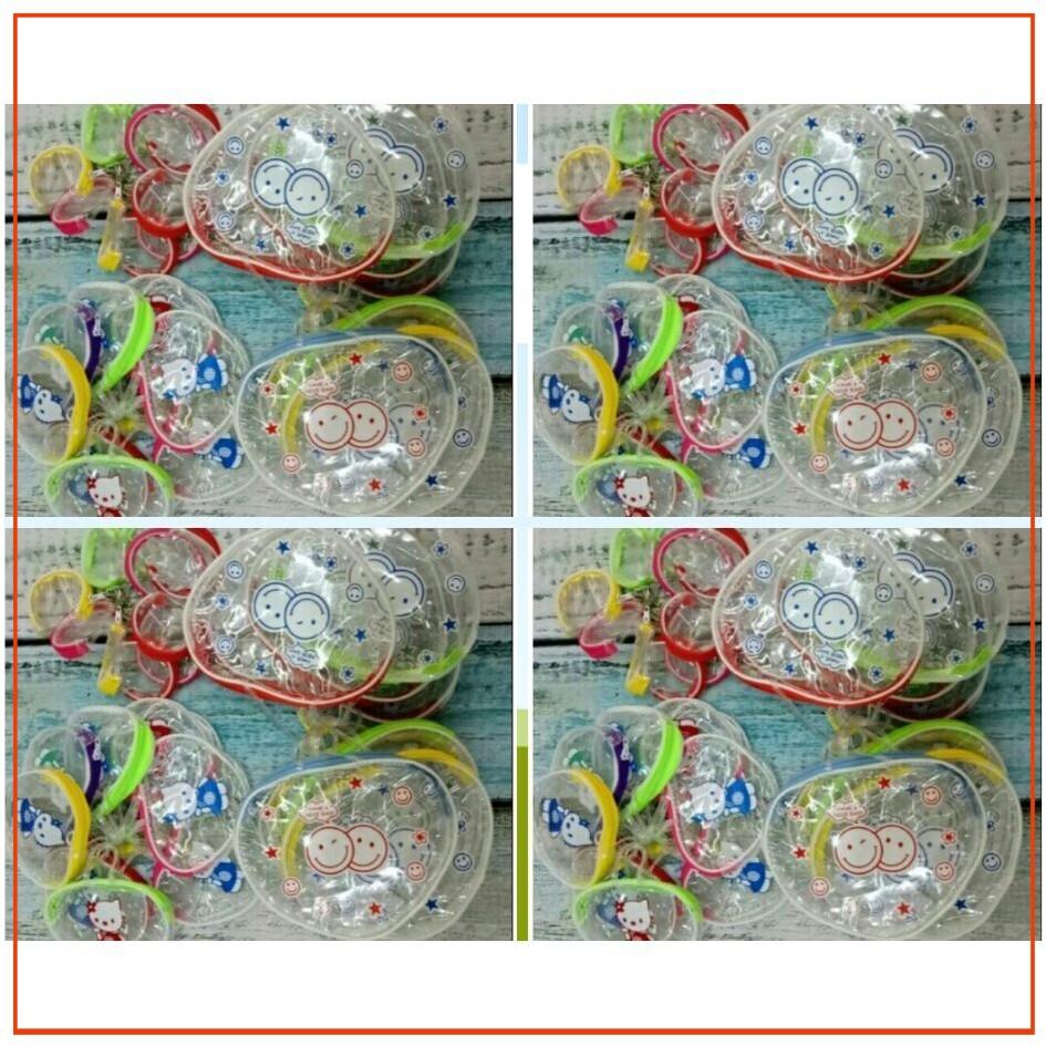 [SIÊU_ SALE] Túi ví nhựa đựng đồ dành riêng cho bé