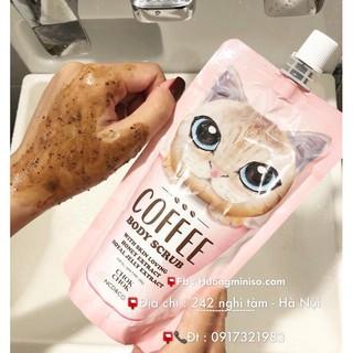 TẨY_TẾ_BÀO_CHẾT TOÀN THÂN CHOK CHOK #COFFE