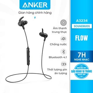 Tai nghe bluetooth ANKER SoundBuds Flow