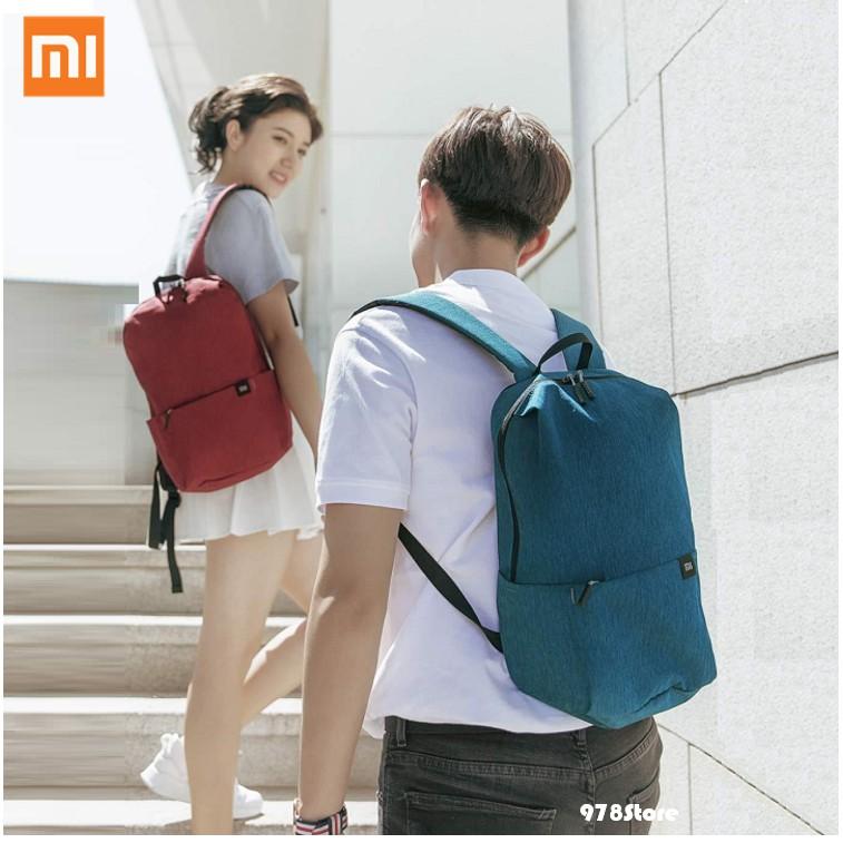 Balo đeo vai Xiaomi Backpack small - Balo mini Xiaomi