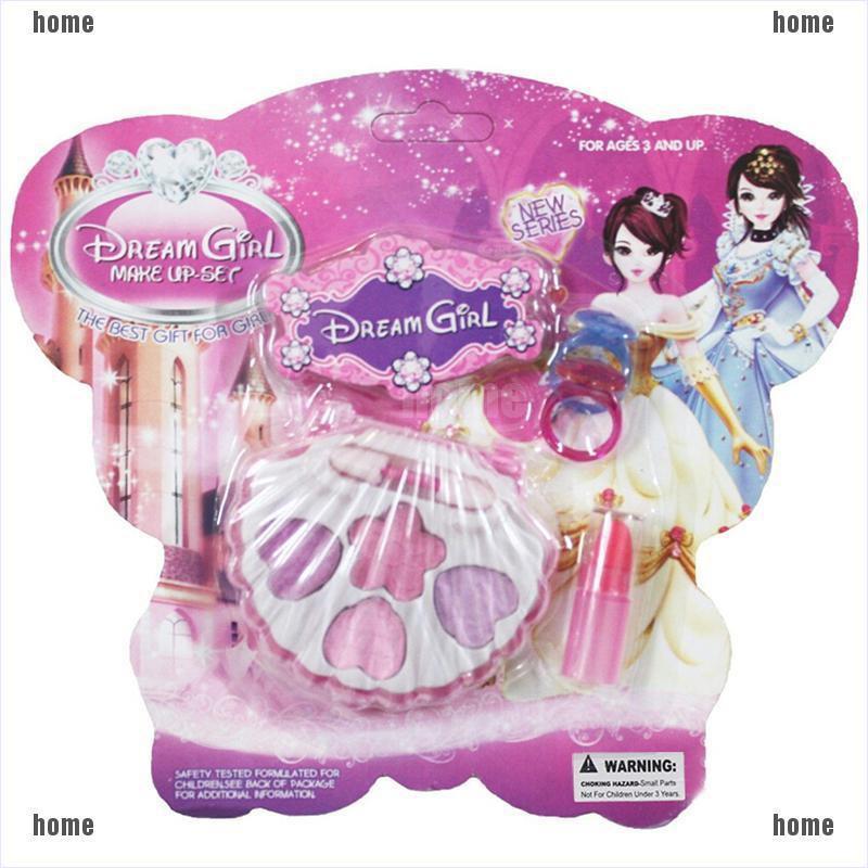 Bộ đồ chơi trang điểm công chúa xinh xắn dành cho bé gái