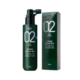 [AMOS] The Green Tea Intensive Tonic 80ml