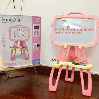 Bảng vẽ giáo dục 2 mặt cho bé